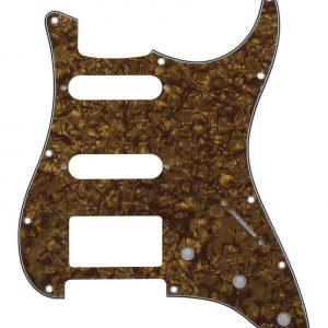 HSS Strat Pickguard by Guitar Anatomy