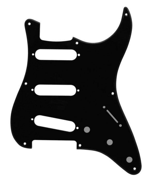 Strat Stratocaster 8 hole pickguard by Guitar Anatomy