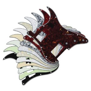 HH Humbucker Pickguards by Guitar Anatomy