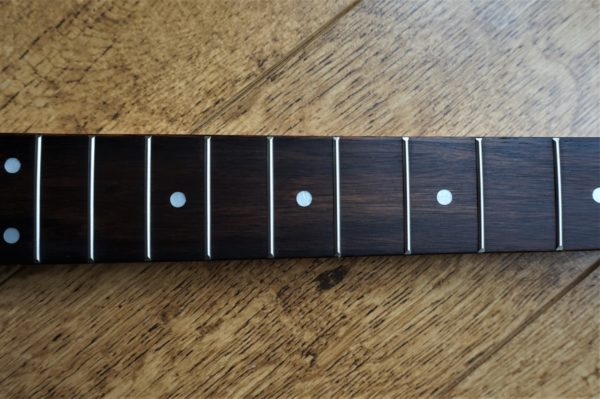 Telecaster Neck with BlackwoodFretboard by Guitar Anatomy