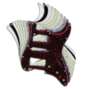 HSH Humbucker Pickguards by Guitar Anatomy
