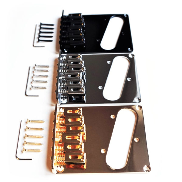 Modern Telecaster Bridge by Guitar Anatomy