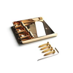 Telecaster Ashtray Bridge by Guitar Anatomy