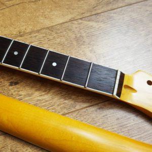 Bound Tele Neck by Guitar Anatomy