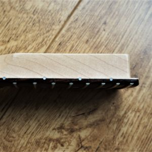 Left Handed Rosewood Guitar Neck by Guitar Anatomy