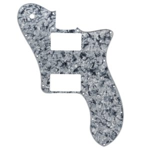 Tele Deluxe Pickguard by Guitar Anatomy