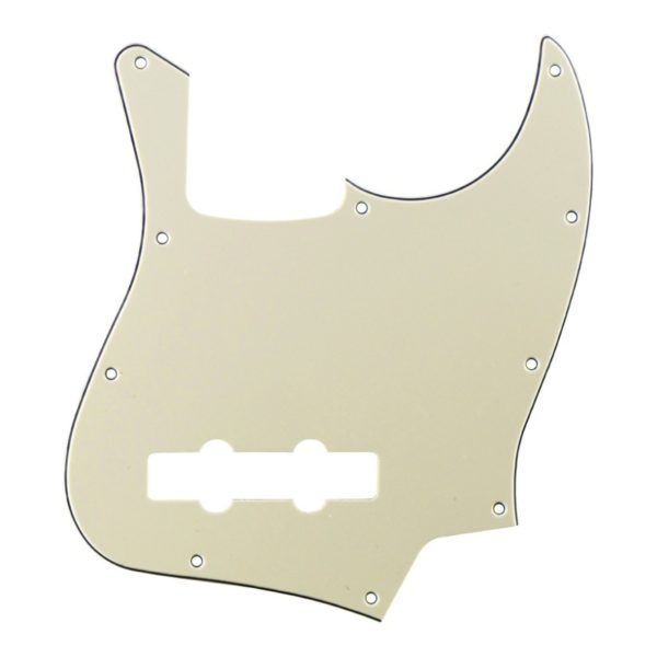 Jazz Bass Scratch Plate