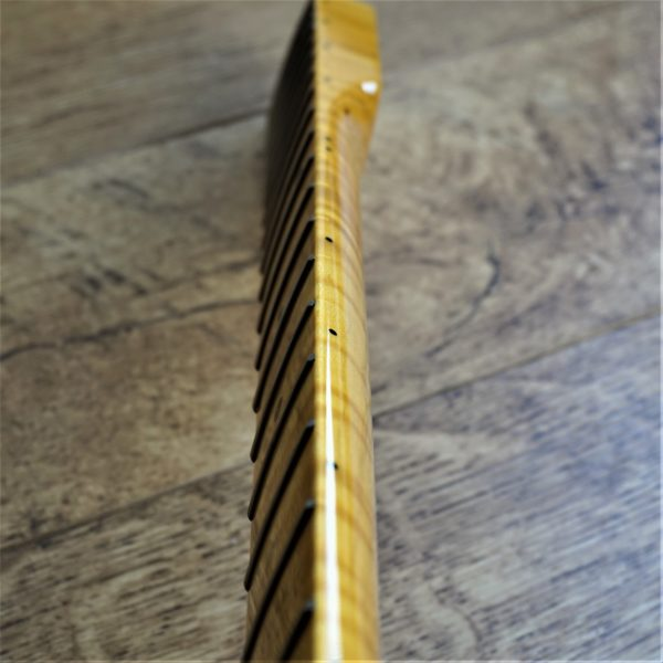 Vintage Flame Tele Neck by Guitar Anatomy