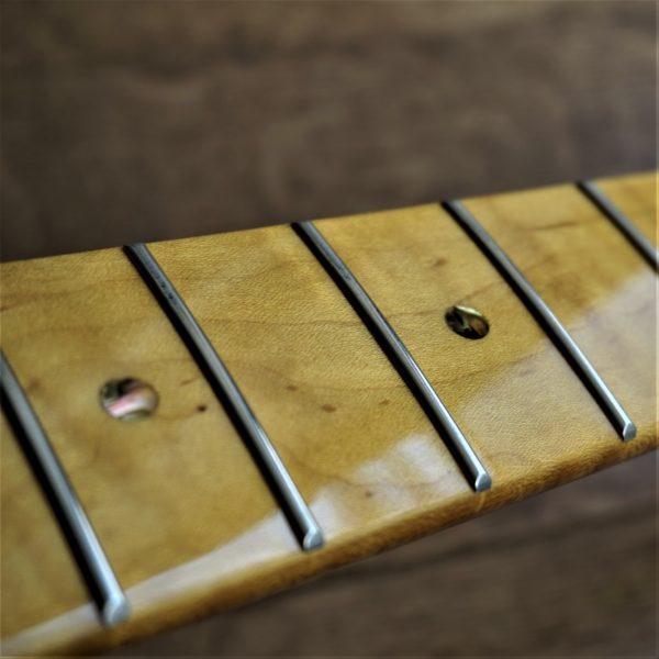 Vintage Flame Tele Neck by Guitar Anatomy