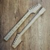 Roasted Maple Strat Neck by Guitar Anatomy