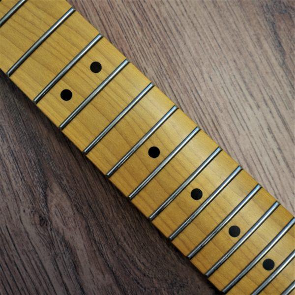 Tele Telecaster Ahorn und Palisanderholz Gitarre Hals 21 Bund Klassischer Nitro