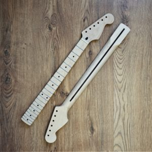 Vintage Maple Stratocaster Neck by Guitar Anatomy