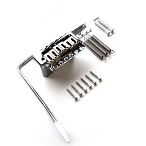 Wilkinson Trem Tremolo Guitar Anatomy