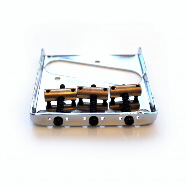 Wilkinson Telecaster Bridge - Guitar Anatomy