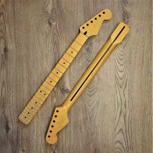 Stratocaster Vintage Guitar Neck - Guitar Anatomy