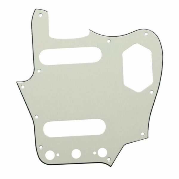 Jaguar Pickguard Scratchplate - Guitar Anatomy