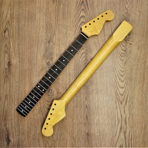 Vintage Stratocaster Neck - Guitar Anatomy