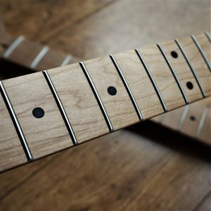 Roasted Maple Guitar Neck by Guitar Anatomy
