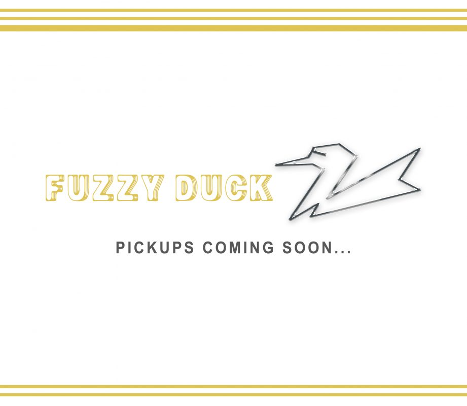 FUZZY DUCK PICKUPS BY GUITAR ANATOMY