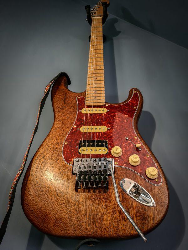 Customer Showcase - Guitar Anatomy