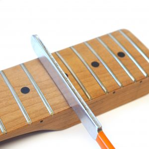 Fret Crowning File by Guitar Anatomy