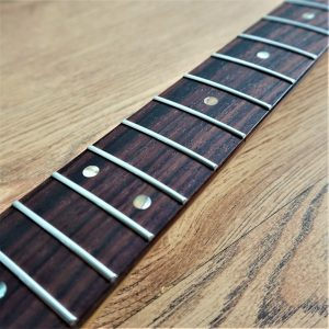 Stratocaster Roasted Maple Guitar Neck - Guitar Anatomy