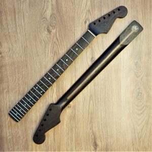 Wenge Stratocaster Neck by Guitar Anatomy